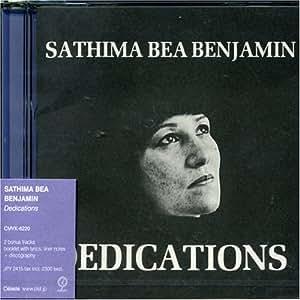 Sathima Bea Benjamin - Dedications by Vivid Sound - Amazon.com Music