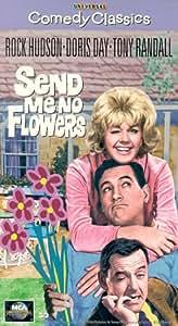 Send Me No Flowers [VHS]