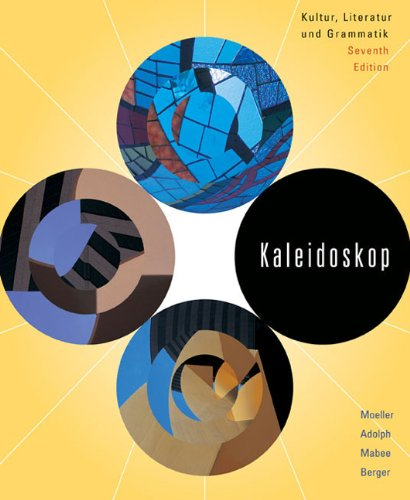 Kaleidoskop (Textbook only) (English and German Edition)