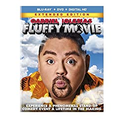 The Fluffy Movie - Extended Edition [Blu-ray]