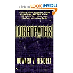 Lightpaths by Howard V. Hendrix