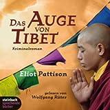 Das Auge von Tibet - Shans 2 - Fall - Kriminalroman - 8 CDs - Eliot Pattison