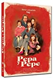 Pepa y Pepe Serie Completa DVD España (TVE) - 5 discos -