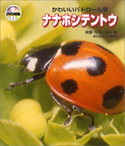 自然なぜなに?DVD図鑑3 かわいいパトロール隊 ナナホシテントウ