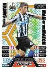 Match Attax 2013/2014 Davide Santon Newcastle United 13/14 Man Of The Match