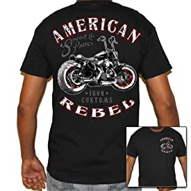 Vintage Motorcycle T shirts