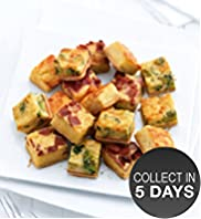 18 Mini Quiche Bites