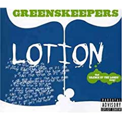 Greenskeepers - Lotion