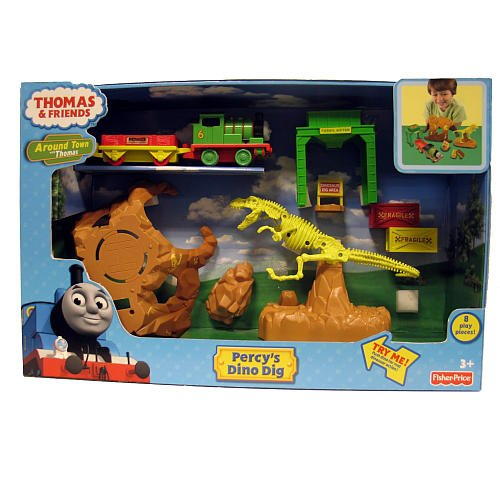 Fisher Price Dino front-1029224