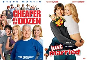 Amazon.com: Cheaper By the Dozen / Just Married: Steve ...