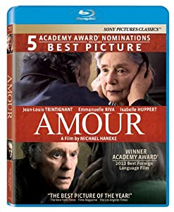 Amour [Blu-ray] (Version française) [Import]