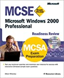 img - for MCSE Microsoft Windows 2000 Professional Readiness Review; Exam 70-210 (MCSE Readiness Review) book / textbook / text book
