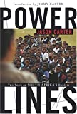 img - for Power Lines : Two Years in South Africa's Borders book / textbook / text book