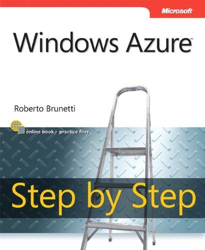 Windows Azure Step by Step (Step by Step Developer) PDF