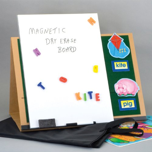 PROP IT 10 in 1 Portable Literacy and Speech Easel