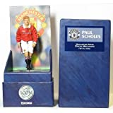 Corgi manchester united paul scholes figure 1.32 scale diecast model