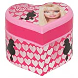 Barbie Musical Money Box In Pink