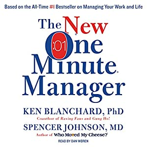 The New One Minute Manager Hörbuch