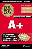 img - for A+ Exam Cram, Second Edition (Exam: 220-221, 220-222) book / textbook / text book