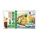 紀文 糖質0g麺 冷やし中華たれ付き 6個セット クール便発送 【キャンセル、返品不可】