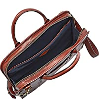 Fossil Landon Small Top Zip Bag - Brown from Fossil Duffel Bags and Backpacks