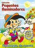 Personajes de Cuento (Spanish Edition)