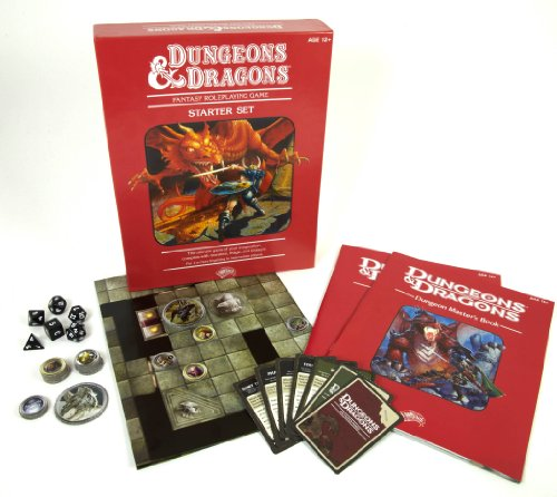 Dungeons & Dragons Fantasy Roleplaying Game: An Essential D&D Starter (4th Edition D&D)