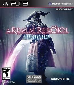 Final Fantasy XIV - PlayStation 3 Standard Edition