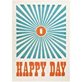 O Happy Day by Aardvark (A2 Print)