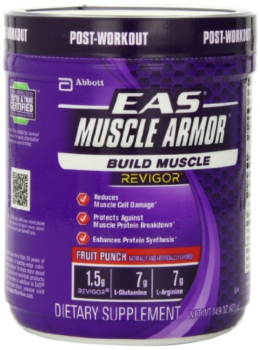 EAS  Muscle Armor Dietary Supplement, Fruit Punch, 14.9 Ounce