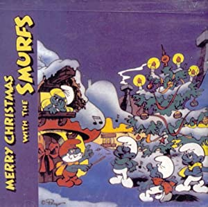 Merry Christmas With Smurfs