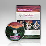 Digital Backdrops Cd By Backdrop Outlet Green Screen Backgrounds Volume 21 Mac & Windows
