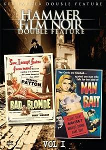Hammer Film Noir Double Feature, Vol. 1 - Bad Blonde / Man Bait [Import]