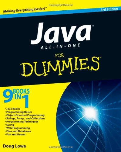 Java All-in-One For Dummies