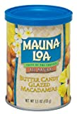 Mauna Loa Macadamias, Butter Candy Glazed, 5.5 Ounce Containers
