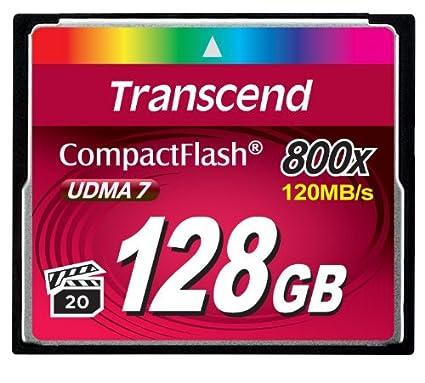 Transcend-Premium-CF-128GB-(UDMA-7)-800x-Memory-Card
