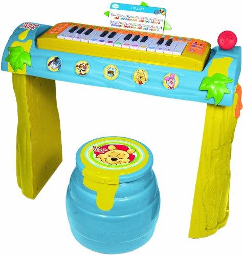 IMC Toys - 160248 - Grand Clavier Musical avec Tabouret