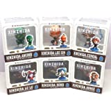 League of Legends LOL Set of 6PCS Ezreal & Annie and Tibber & Amumu & Lee Sin & Sona & LuLu Doll/Figure 7CM by LOL