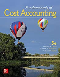 Fundamentals of Cost Accounting by Lanen William Anderson