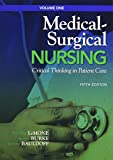 Medical-Surgical Nursing: Critical Thinking in Patient Care, Volume 1 & 2 with MyNursingLab (Access Card) (5th Edition) (013276024X) by LeMone, Priscilla