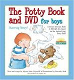 Alyssa Satin Capucilli The Potty Book and DVD for Boys Starring Henry! Gift Set [With DVD]