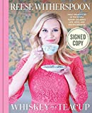 Whiskey in a Teacup AUTOGRAPHED by Reese Witherspoon (SIGNED BOOK)