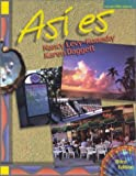 Asi Es 3e, Audio Cd, Student Activities Manual (0030314968) by Konesky, Nancy Levy