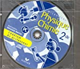 echange, troc Ghislain Garcia - Physique-Chimie, seconde : Cédérom du professeur