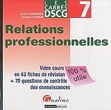 Image de Relations professionnelles DSCG 7