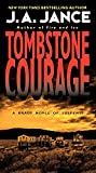img - for Tombstone Courage (Joanna Brady Mysteries) book / textbook / text book