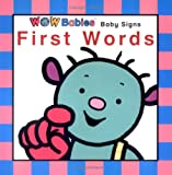 First Words (WOW Babies)