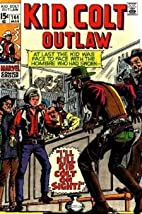 Kid Colt Outlaw No. 144, March 1970 by Stan…