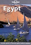 Egypt (Lonely Planet) (0864426771) by Humphreys, Andrews