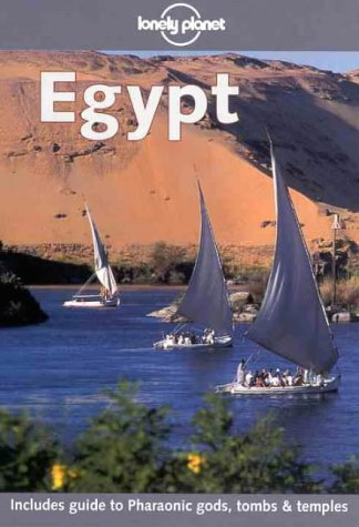 Image for Lonely Planet Egypt (Lonely Planet Egypt, 5th ed)